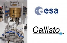 Callisto successfully developed an X-band cryo-cooled feed prototype for ESA Deep Space Stations