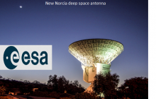 CALLISTO WAS AWARDED A 5 YEARS CONTRACT TO UPGRADE ESA DEEP SPACE ANTENNAS WITH LATEST GENERATION OF CALLISTO CRYOGENIC RECEIVERS