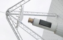 Installation of Compact QRFH Cryogenic Receiver for VLBI & Radio Astronomy